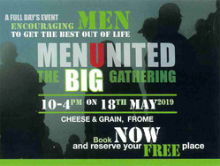 MenUnited big gathering
